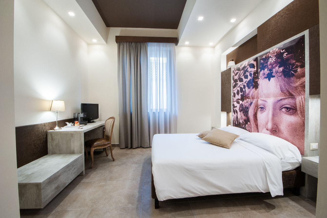 Single Room / Suite Paciotti